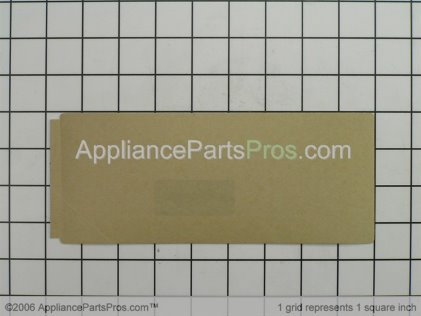 Frigidaire Overlay-Clock 316101502 from AppliancePartsPros.com