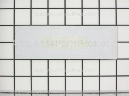 Frigidaire Overlay-Clock 316115305 from AppliancePartsPros.com