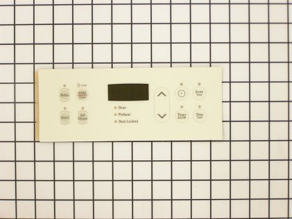 Frigidaire OVERLAY,CLOCK,BISQUE,ES300 316220840 from AppliancePartsPros.com