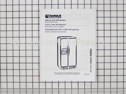 Frigidaire Owner Manual 240461404 from AppliancePartsPros.com