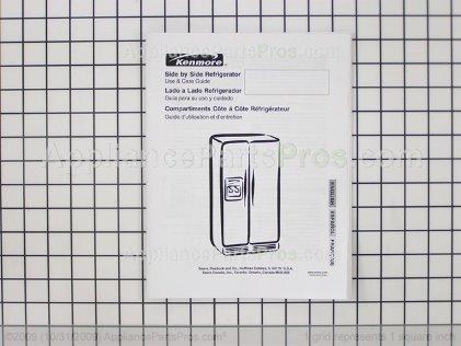 Frigidaire Owner Manual 240461404 from AppliancePartsPros.com