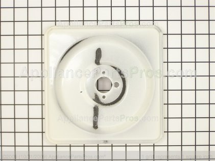 Frigidaire Pan, Burner , Bisque , Medium 318168117 from AppliancePartsPros.com