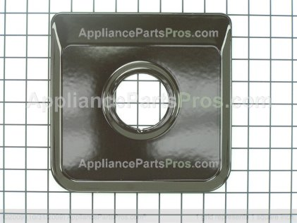 Frigidaire PAN,BURNER,BROWN,5K 316202516 from AppliancePartsPros.com