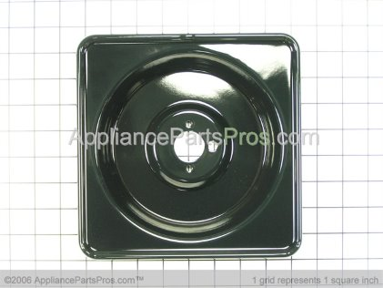 Frigidaire Pan Burner Medium B 318168114 from AppliancePartsPros.com