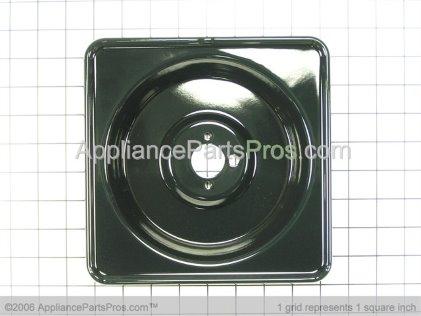 Frigidaire Pan Burner Medium B 318168114 from AppliancePartsPros.com