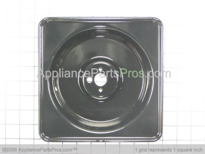 Frigidaire Pan Burner Small Bl 318168104 from AppliancePartsPros.com