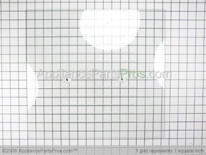 Frigidaire Pan Cover Insert 218498111 from AppliancePartsPros.com