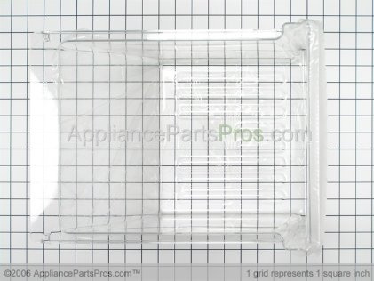 Frigidaire Pan-Crisper, 240364503 from AppliancePartsPros.com