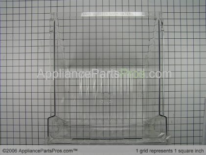 Frigidaire Pan-Crisper`lower 240354805 from AppliancePartsPros.com
