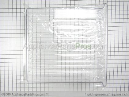 Frigidaire Upper Crisper Pan 240351005 from AppliancePartsPros.com