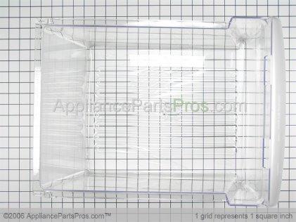 Frigidaire Pan-Crisper`upper 240354705 from AppliancePartsPros.com