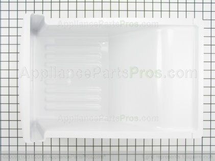 Frigidaire Pan-Crisper`white ` `no Graphics 240337101 from AppliancePartsPros.com