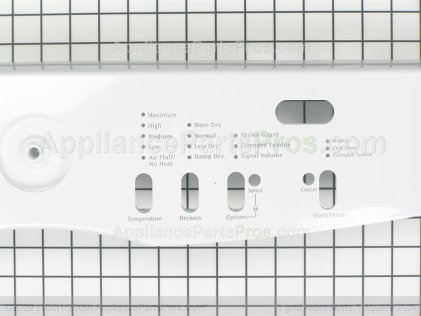Frigidaire Panel 134557000 from AppliancePartsPros.com