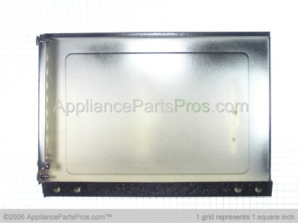 Frigidaire Panel,bodyside ,black ,lh 316216405 from AppliancePartsPros.com