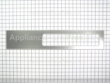 Frigidaire Panel,control ,stainless ,front 318192803 from AppliancePartsPros.com