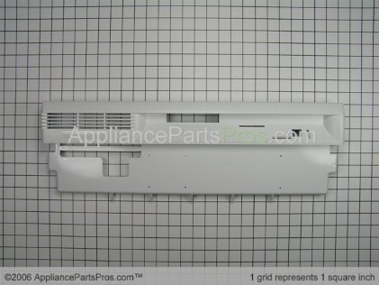 Frigidaire Panel, Control , White 154370301 from AppliancePartsPros.com