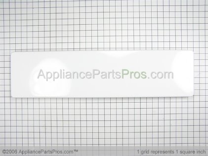 Frigidaire Panel-Drawer, White , Front 318134011 from AppliancePartsPros.com