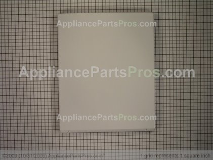 Frigidaire Front Panel 131104303 from AppliancePartsPros.com