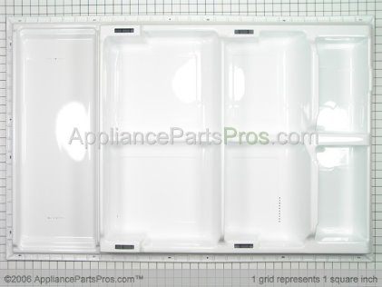 Frigidaire Panel-Inner Door 218360001 from AppliancePartsPros.com