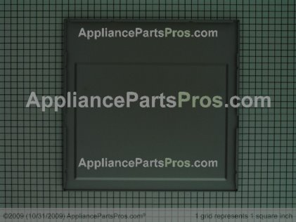 Frigidaire Panel-Top 134638525 from AppliancePartsPros.com