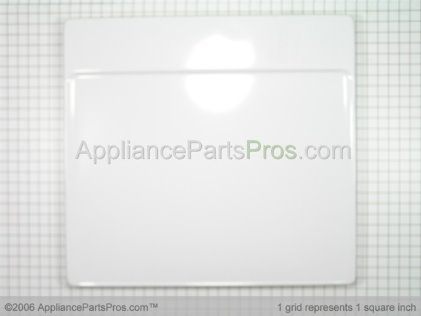 Frigidaire Panel-Top Front Cons All-White 134086842 from AppliancePartsPros.com