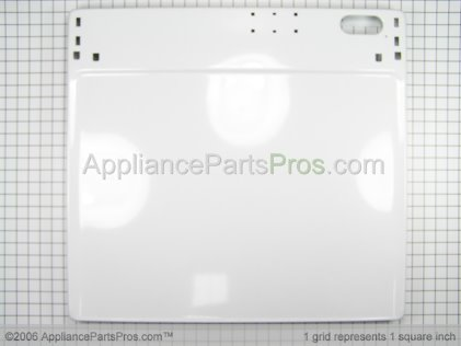 Frigidaire Panel-Top Fs White 134086802 from AppliancePartsPros.com