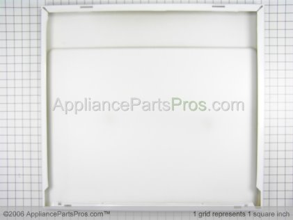 Frigidaire Panel-Top Stack Dryer White 134086812 from AppliancePartsPros.com