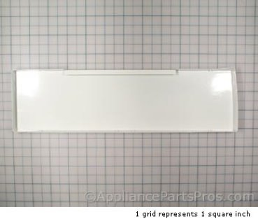 Frigidaire Panel-White 5300809117 from AppliancePartsPros.com
