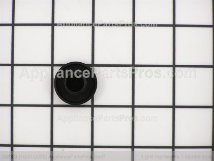 Frigidaire Plug-Button`black `hinge Brg Hole 240381303 from AppliancePartsPros.com