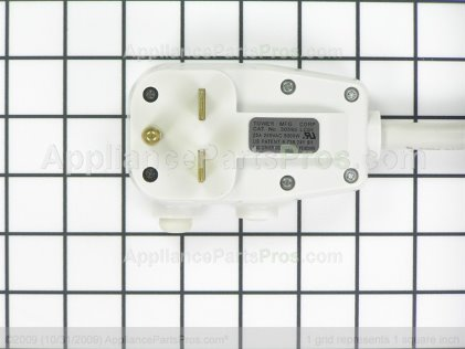Frigidaire Power Cord 5304472403 from AppliancePartsPros.com