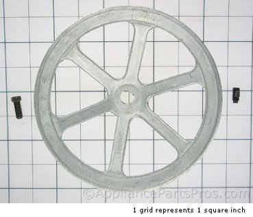 Frigidaire Pulley, Trans 5303937080 from AppliancePartsPros.com