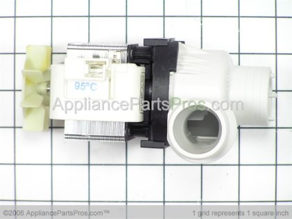 Frigidaire Pump and Motor Assembly 131268401 from AppliancePartsPros.com