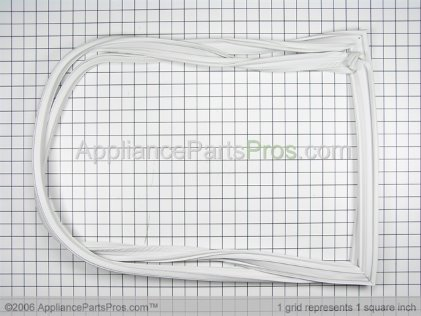 Frigidaire Refrigerator Door Gasket 215734314 from AppliancePartsPros.com