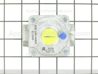 Frigidaire Regulator 316541400 from AppliancePartsPros.com
