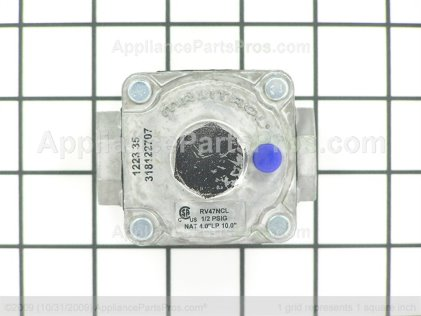 Frigidaire Regulator 318122707 from AppliancePartsPros.com