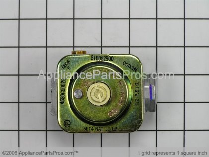 Frigidaire Regulator-Pressure 316082900 from AppliancePartsPros.com