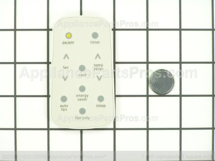 Frigidaire Remote Control 5304472214 from AppliancePartsPros.com