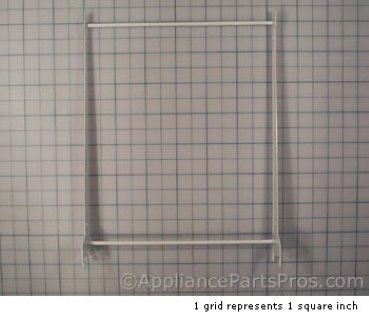 Frigidaire Rod-Crisper Support 215426703 from AppliancePartsPros.com