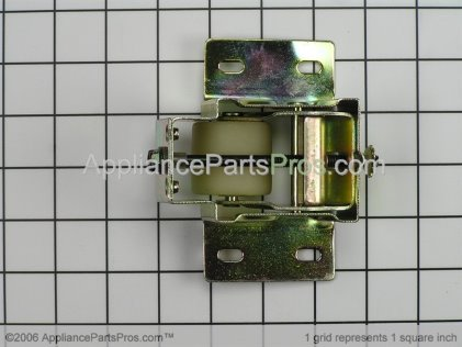 Frigidaire Front Roller 240335006 from AppliancePartsPros.com