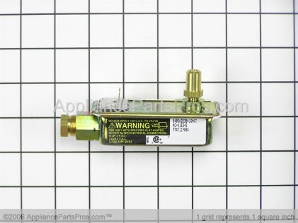 Frigidaire Safety Valve 5303276601 from AppliancePartsPros.com