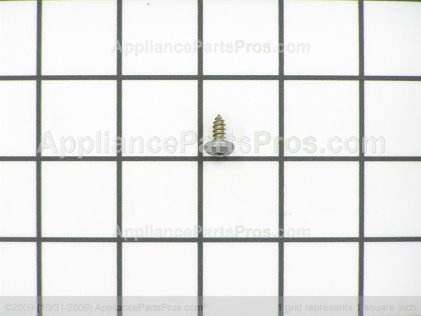 Frigidaire Screw 154371307 from AppliancePartsPros.com