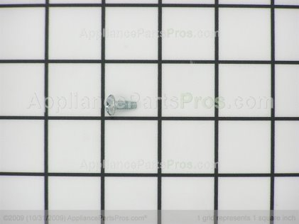 Frigidaire Screw, 8-32 X 0.437 5303307980 from AppliancePartsPros.com