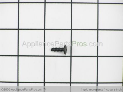 Frigidaire Screw (black) 316021110 from AppliancePartsPros.com