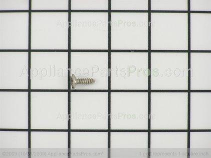 Frigidaire Screw (chrome) 316021109 from AppliancePartsPros.com