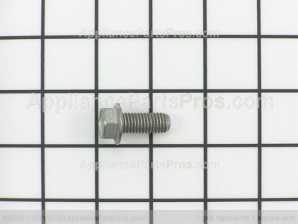 Frigidaire Screw-PULLEY`M10X.92 131303700 from AppliancePartsPros.com