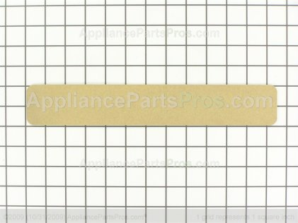 Frigidaire Air Duct Seal 131295200 from AppliancePartsPros.com