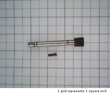 Frigidaire Shaft, Lwr Input 5308014905 from AppliancePartsPros.com