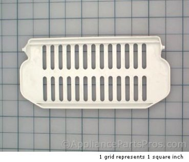 Frigidaire Shelf 3206189 from AppliancePartsPros.com
