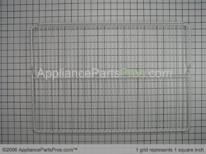 Frigidaire Shelf, Sliding Wire 240360902 from AppliancePartsPros.com