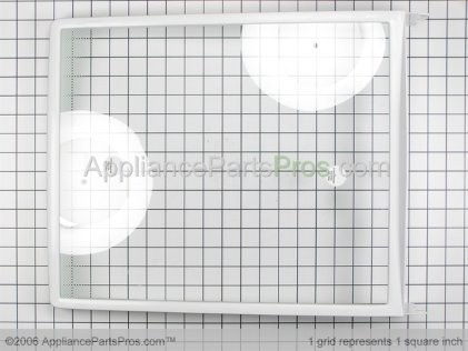 Frigidaire Shelf-``spill-Safe```fixed ` 240355201 from AppliancePartsPros.com